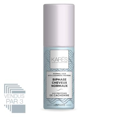 Biphase Cheveux Normaux - KARES - Flacon 150ML