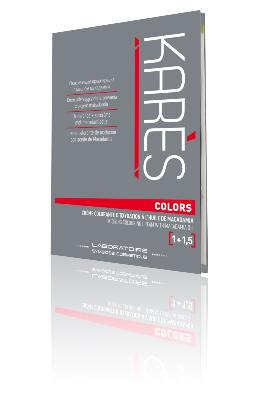 "MECHIER "" KARES COLORS AVEC AMMONIAQUE """