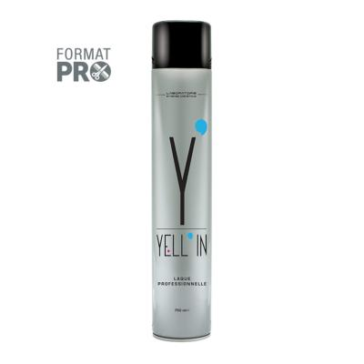 Laque professionnelle YELL'IN 750 ml