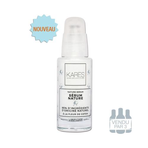 Serum Naturel enrichi en huile de coton 30 ml